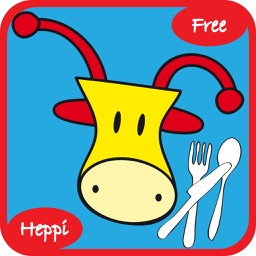 Bo's Dinnertime Story - FREE Bo the Giraffe App for Toddlers and Preschoolers!