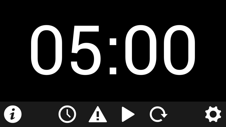 Talk Timer Clock screenshot-0