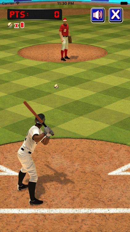 Baseball Pro - Hit The Ball