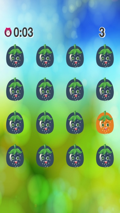 Fruit Finger - Mmm, Can You Scan And Splash The Odd Pop Cross? screenshot three
