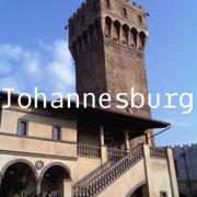 hiJohannesburg: Offline Map of Johannesburg (South Africa)