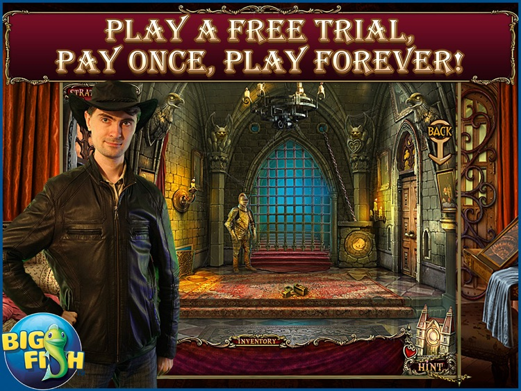 Tales of Terror: House on the Hill HD - A Scary Hidden Object Game screenshot-0