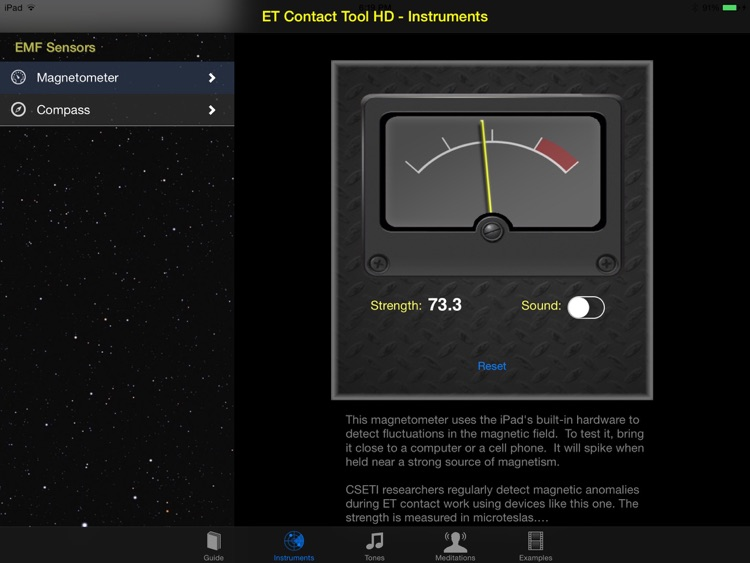 ET Contact Tool HD