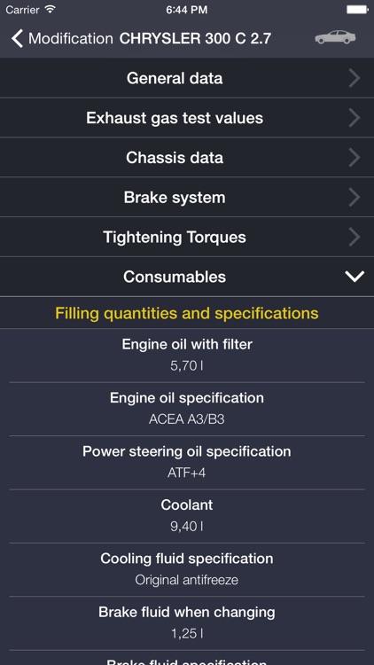 TechApp for Chrysler screenshot-4
