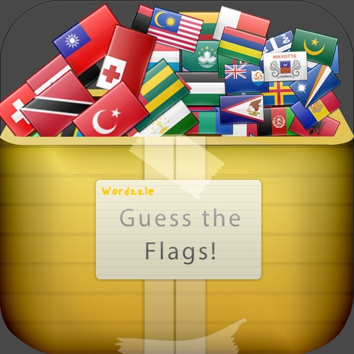 Wordzzle for Flags - What's this country's flag?