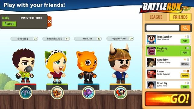 Battle Run on the App Store
