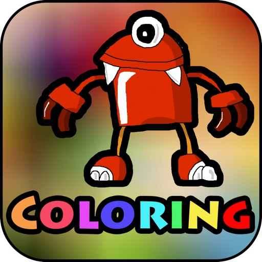 relaxing educational kindergarten coloring pages for mixels edition by tasaneewalai singthong appadvice