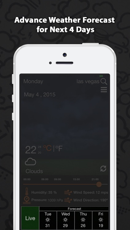 Weather Glow – Accurate 5 Day Weather Forecasts with Live