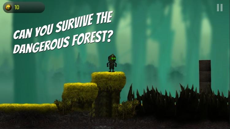 Makibot Forest Journey screenshot-0