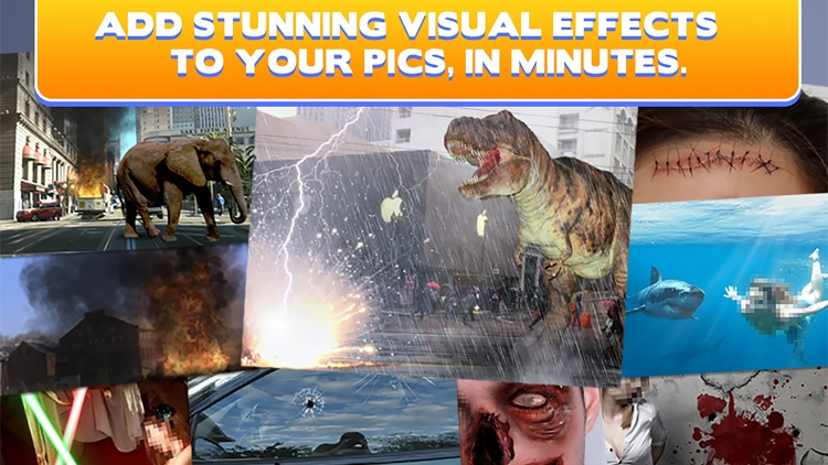 VFX Studio Pro - Action Photo FX