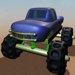 Awesome Monster Truck Battle Racer - cool speed shooting target race