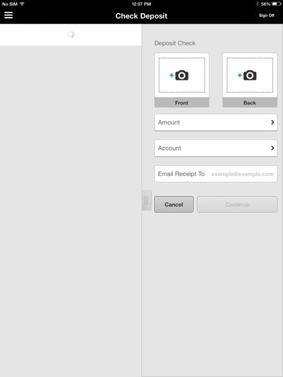 FMB Business for iPad screenshot-4