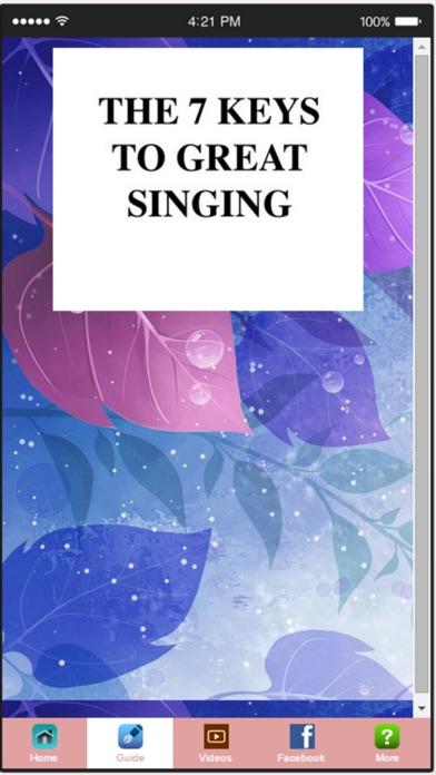Singing Lessons - Becoming a Singing Masterのおすすめ画像4