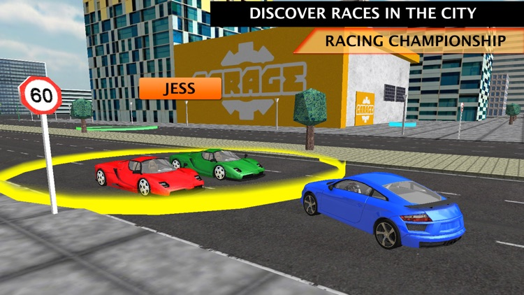 Extreme Speed Luxury Turbo Fast Car Race Driving Simulator