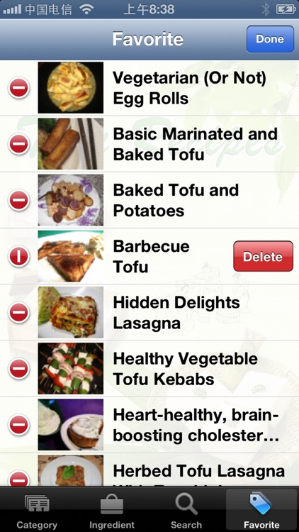 1500+ Tofu Recipes screenshot-3