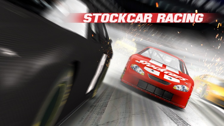 Stock Car Racing screenshot-0