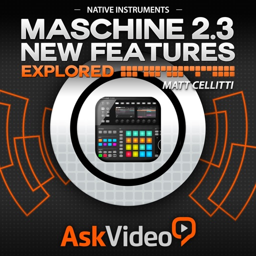 New Features For Maschine 2.3