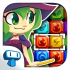 Magic Match - Matching Puzzle Game with Mage Characters icon