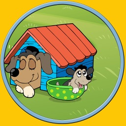 kids love dogs - free game for kids