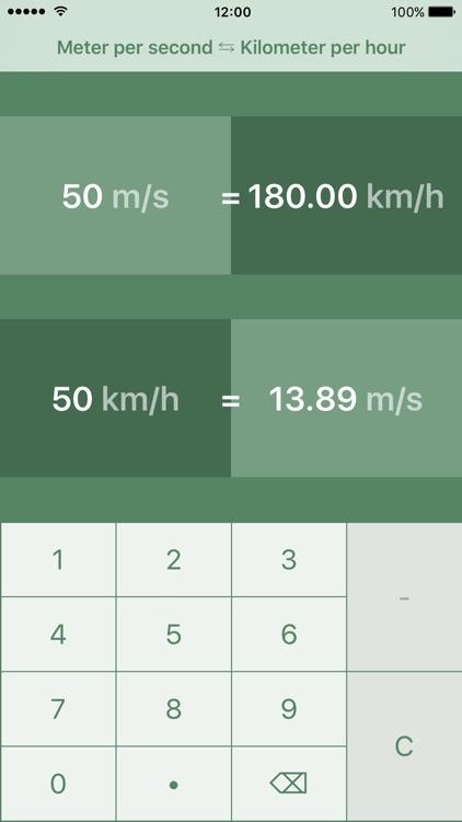 Meter Per Second To Kilometer Per Hour | m/s to km/h