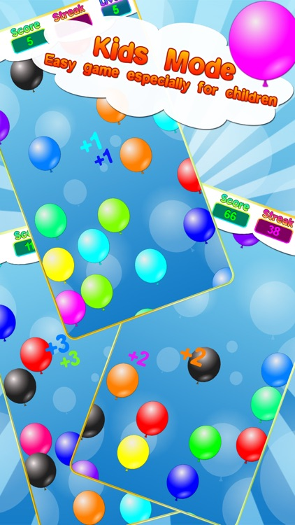 Balloon Popper - for Kids and Adults screenshot-3