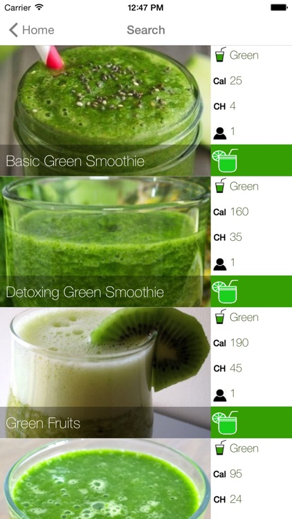 30 Day Smoothie and Juice fast screenshot-4
