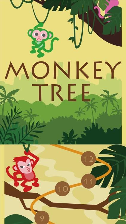 Monkey Tree - Free Puzzle Game screenshot-0