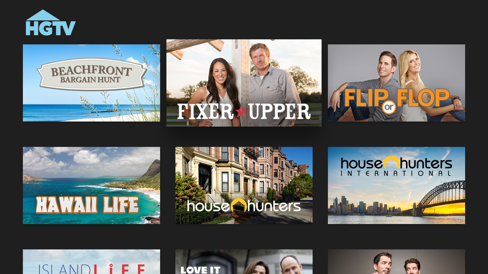 HGTV screenshot 12