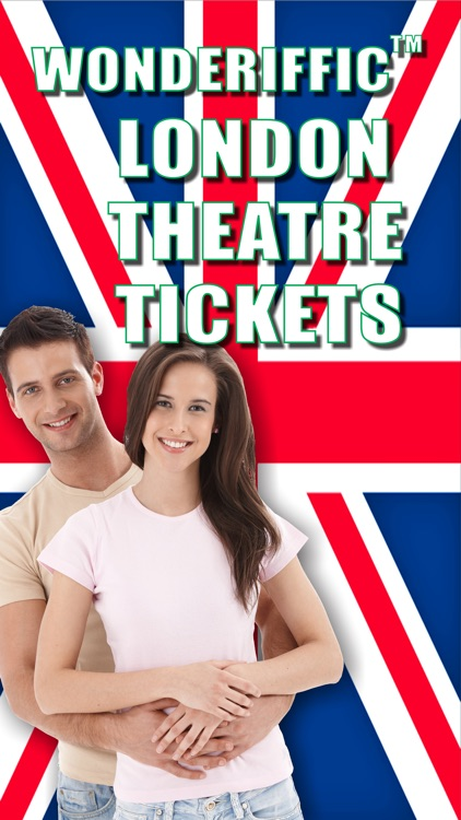 London West End Theatreland Theatre Ticket Travel Guide Plus by Wonderiffic™