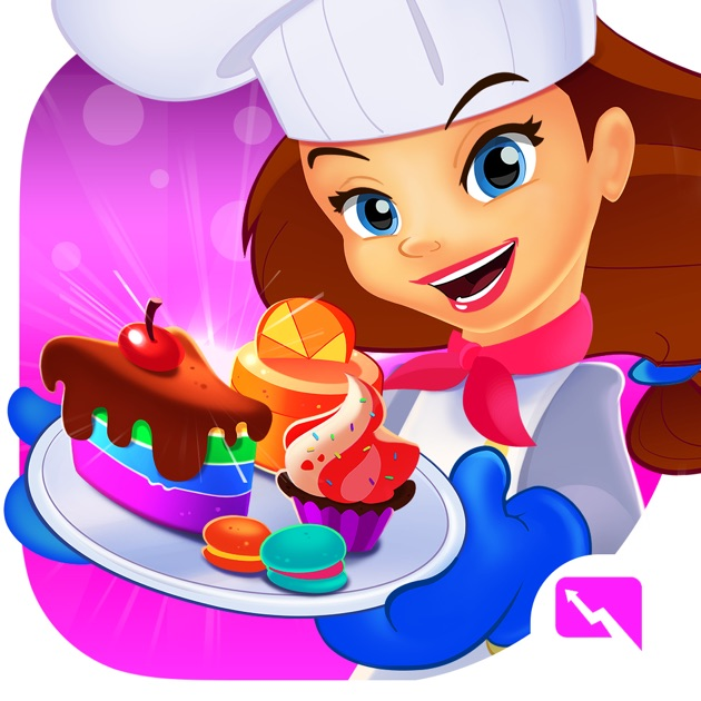 Kitchen Design App Ipad: Kitchen Cafe World Cooking Game On The App