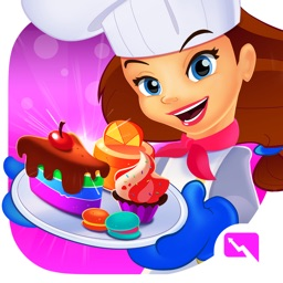 Bubble Bakery - Kitchen Cafe World Cooking Game