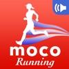 moco Running - ランニング中にキャラクターが応援してくれる! -