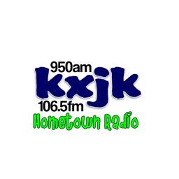 KXJK 950AM 106.5FM