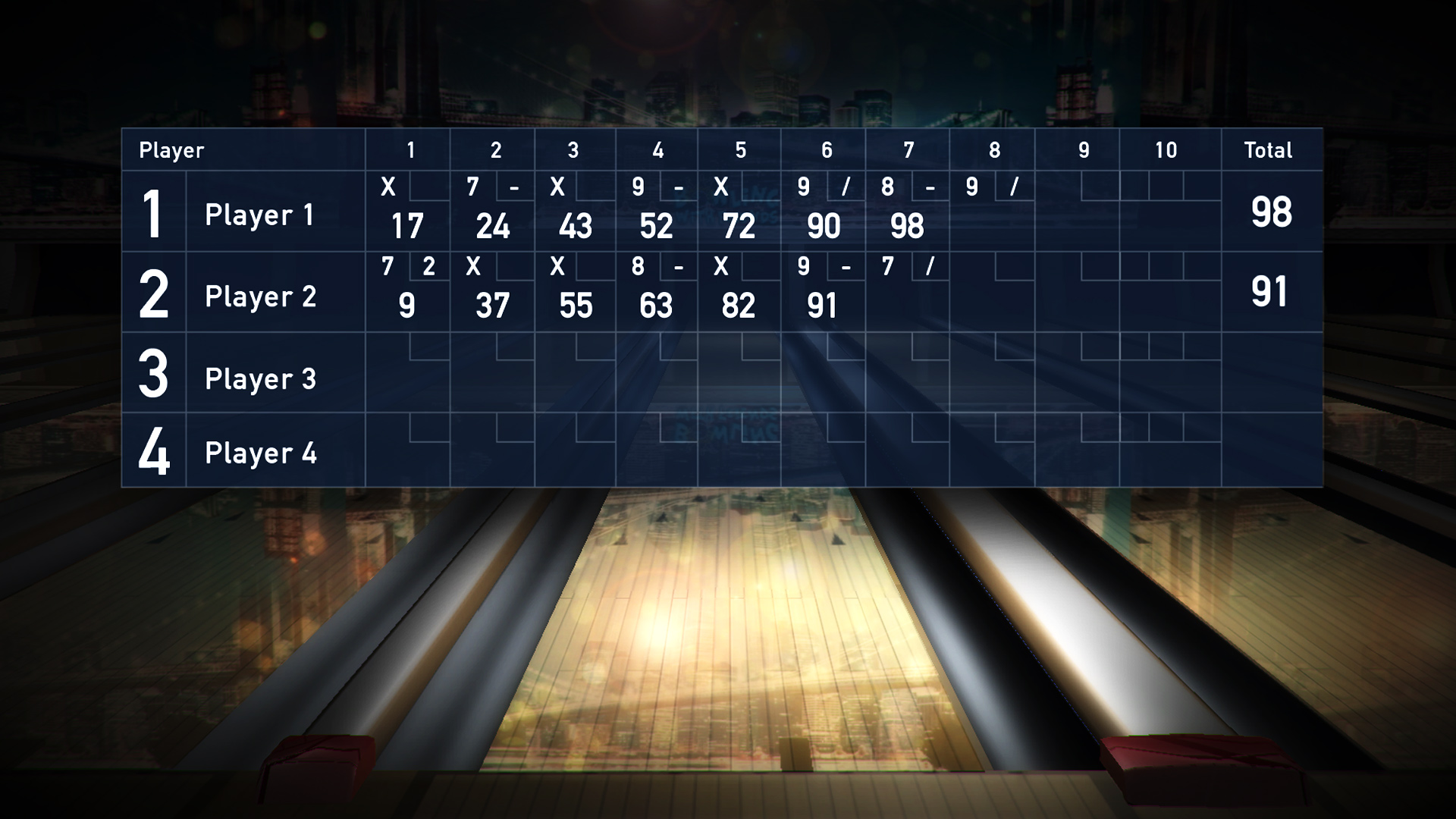 Bowling Pro 2016 — Ten Pin Multiplayer Strike screenshot 4