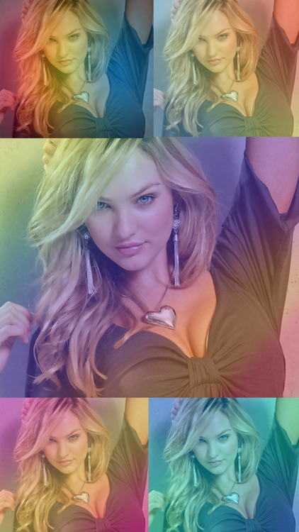 Selfie Photo Editor Free - 17 filters,collage,blender effects on you prime photos screenshot-0