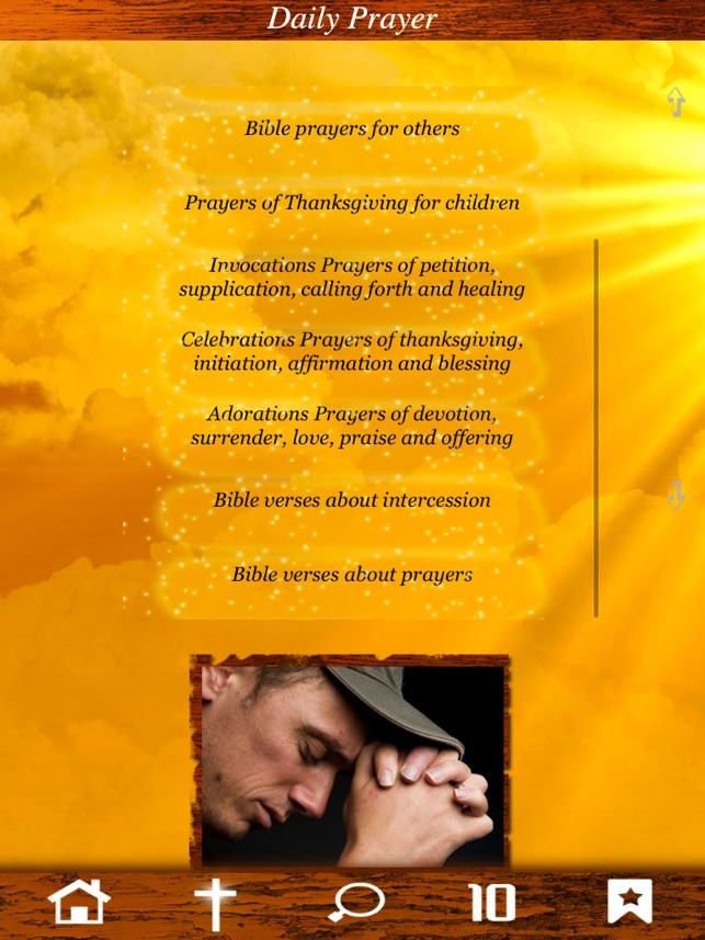My Daily Prayer - Inspirational Devotions and Words of