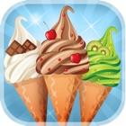 Мороженое!- Бесплатная игра- Сделайте свои собственные сладкие мороженого. icon