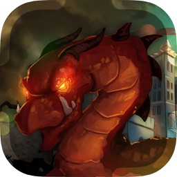 Dragon's Town Defense Madness PRO