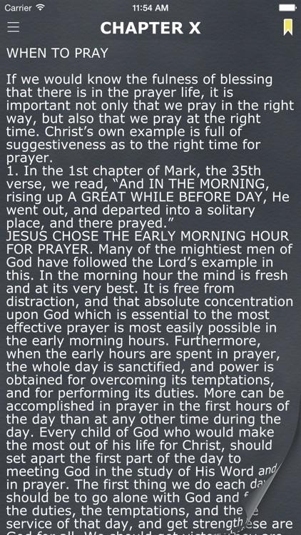 How To Pray. Prayer book screenshot-3