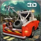Tow Truck Driver Car Fix 3D Simulator icon