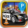 Police Emergency Car Parking Simulator - 3D Bus Driving Test & Truck Park Racing Games