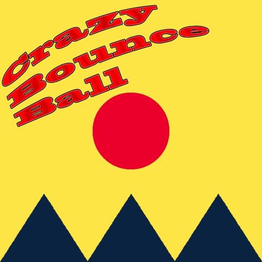 Crazy Bouncing Ball iOS App