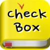My Check Box 我的记事本 (我的 Check Box )