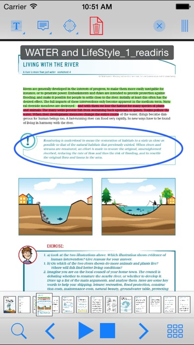 ClaroPDF – Image to PDF ReaderScreenshot of 2