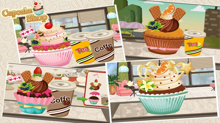 CupCake Shop screenshot-4