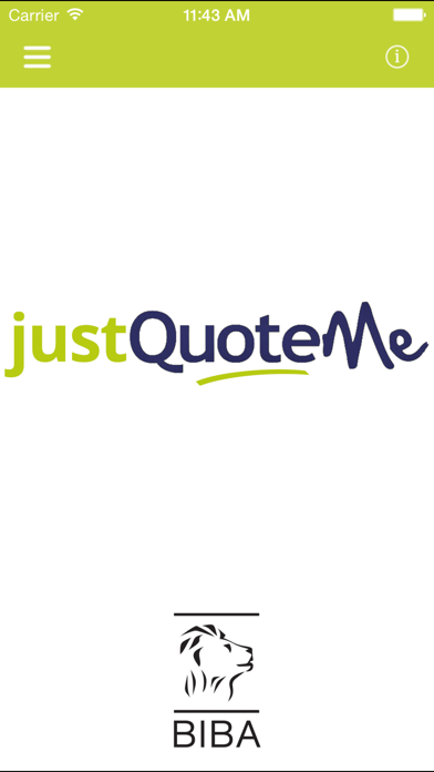 Just Quote Me, UK Insurance Quote Finder