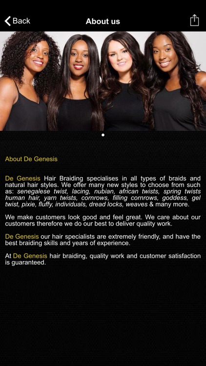 Degenesis Hair & Beauty Salon by George Muchapirei