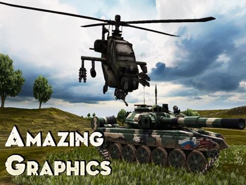 AH-64アパッチロングボウ - ハンター無限タンクの戦闘ガンシップのヘリコプターシミュレータパイロット戦争エースのおすすめ画像2