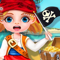 Little Pirate Island Adventure! Fun Kids Games