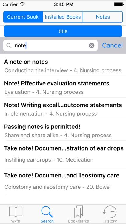 Fundamentals of Nursing Made Incredibly Easy screenshot-3
